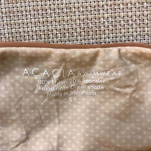 acacia swimwear Swim - Acacia swim bottom in a dull pink size: S